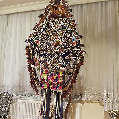 Beautiful Antique 1900-1930s Tribal Decorative,Ceremonial Wall Hanging Turkey