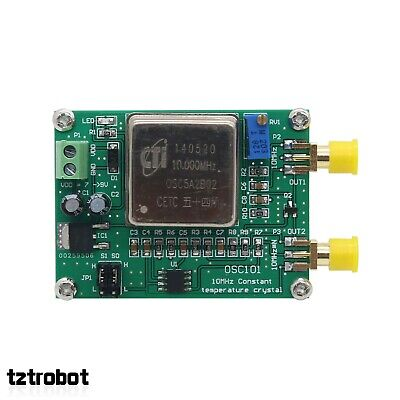 10MHz OCXO Crystal Oscillator Constant Temperature Module Frequency Reference