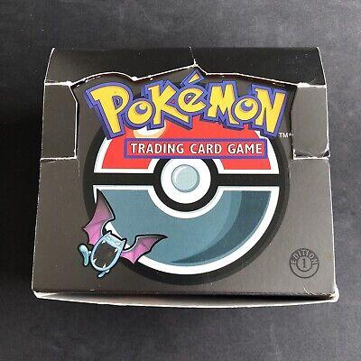 Empty Pokemon Booster Box - Team Rocket 1st Edition