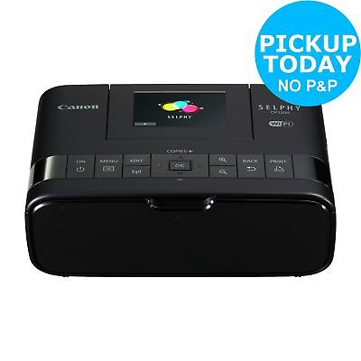 Canon SELPHY CP1200 Photo Printer - Black