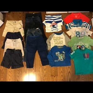 Boys size 2T clothing LOT ($3/piece)