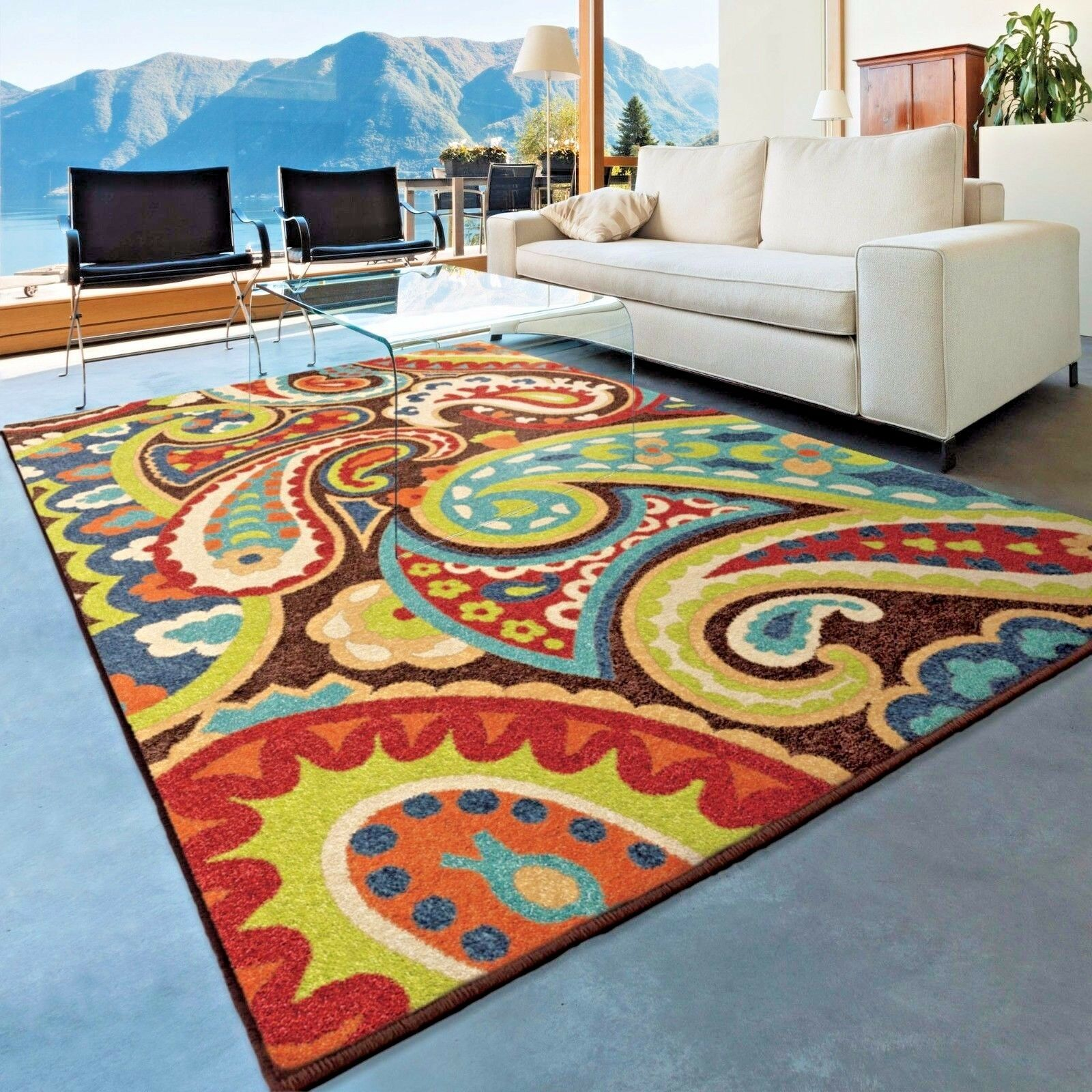 RUGS AREA RUGS 8x10 OUTDOOR RUGS INDOOR OUTDOOR CARPET ... - photo#11