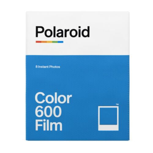 Polaroid Originals Color Instant Film for 600 and i-Type Cameras