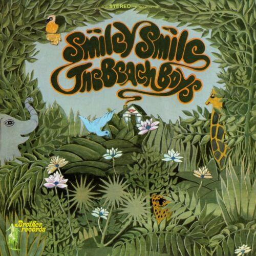 The BEACH BOYS Smiley Smile BANNER HUGE 4X4 Ft Fabric Poster Tapestry Flag art