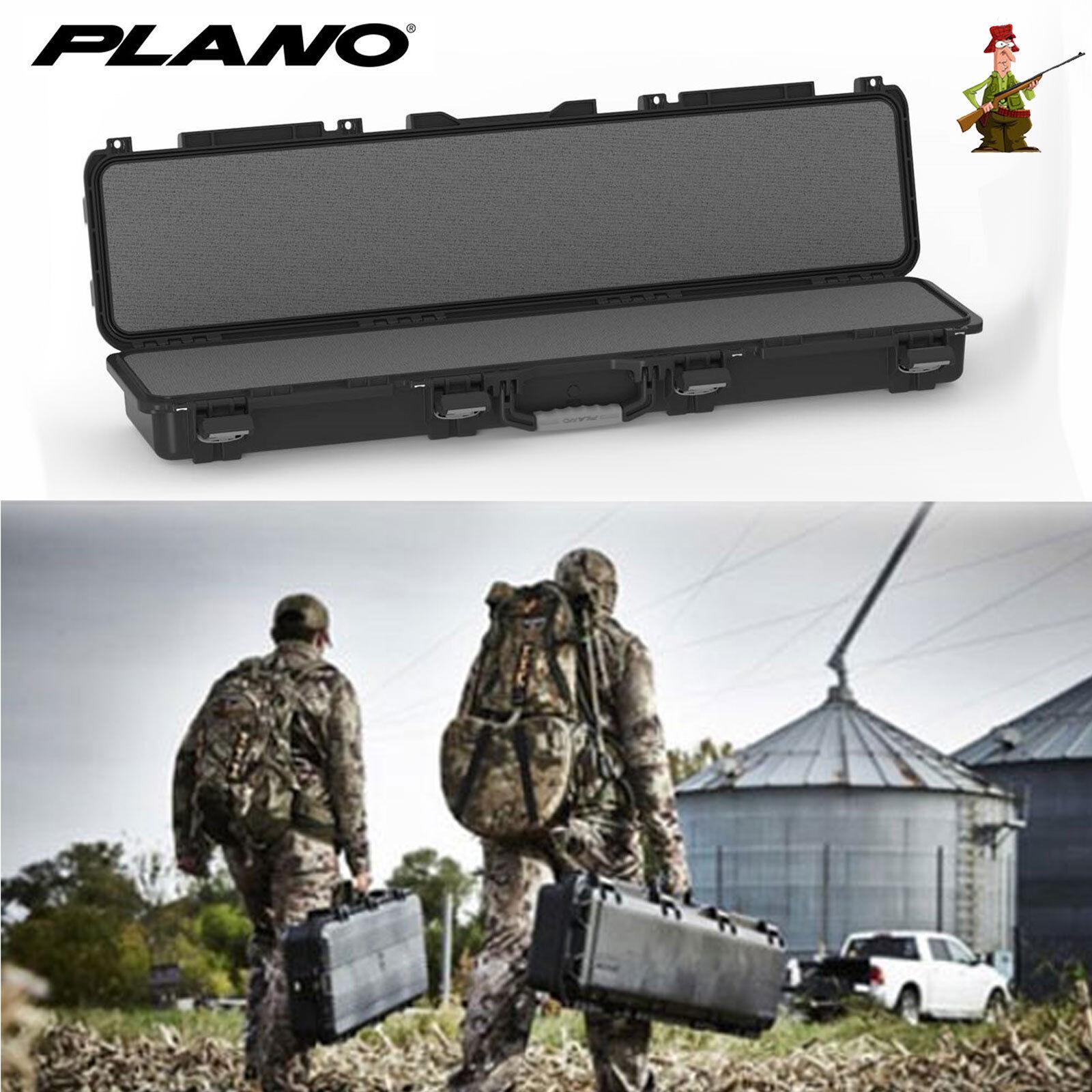 Plano Mil-Spec Field Locker Single Long Gun Shortgun Case fo