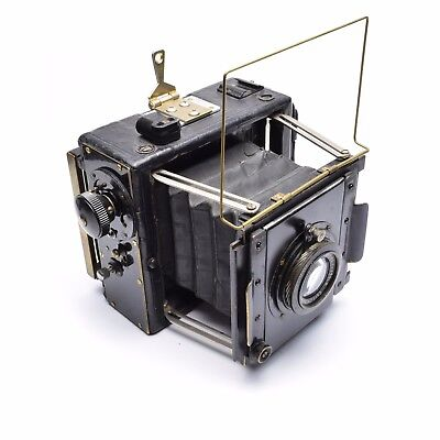 Thornton Pickard All Weather Press Camera Strut Folding Camera c.1929-35