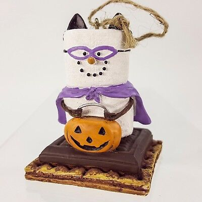 S'mores Midwest Cannon Falls Halloween Bat Figurine Ornament Trick or Treat  (Cannon Falls Halloween)
