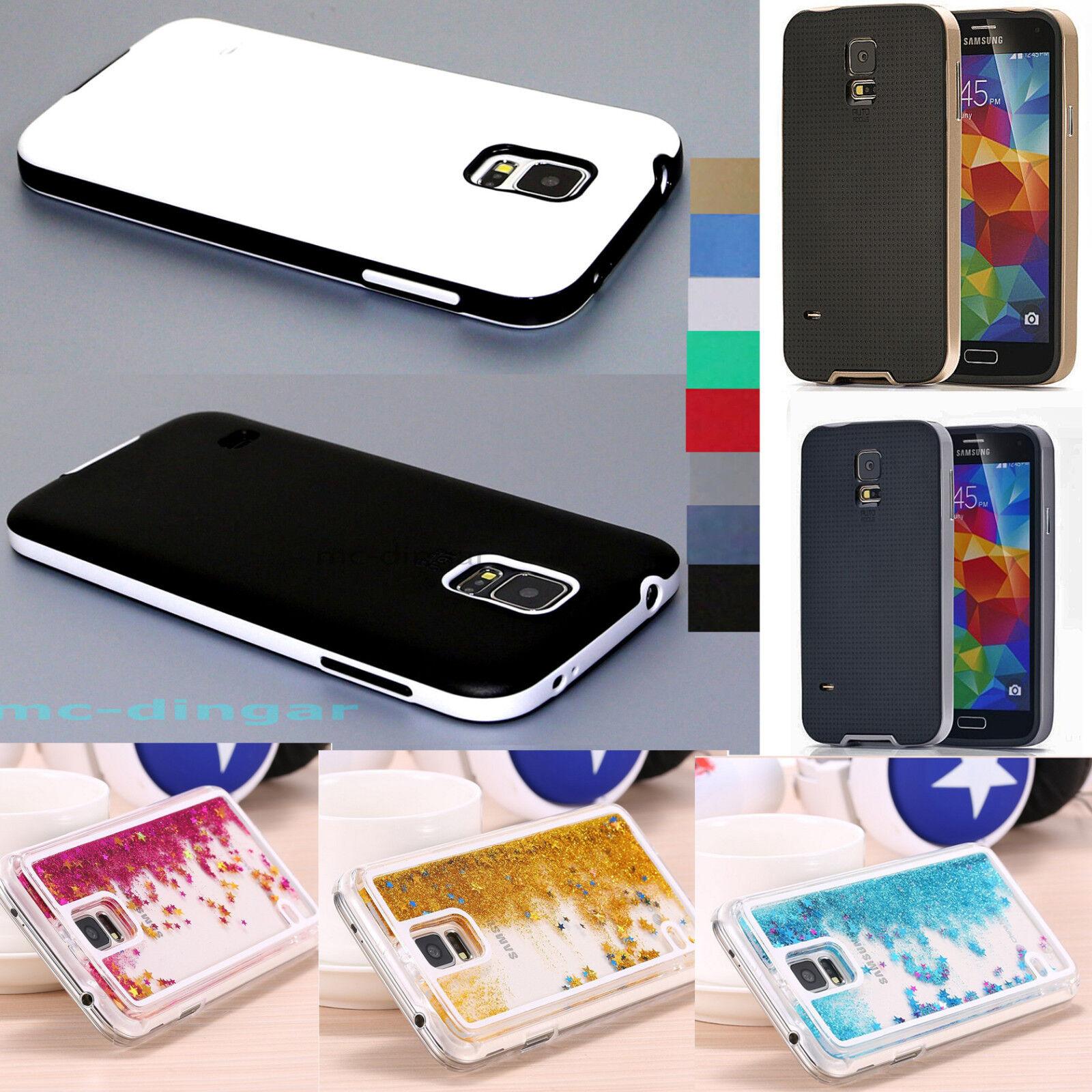 Ultra-Thin Soft Rubber Matte Bumper Case Cover For Samsung Galaxy S5 i9600