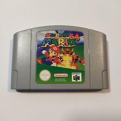 Nintendo 64 Super Mario 64