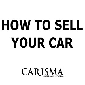 How to Sell your car.