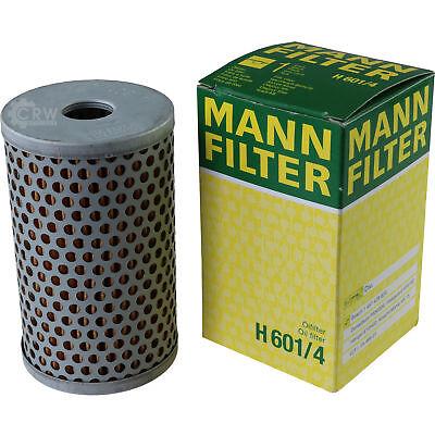 Original MANN-FILTER Filtro Hidráulico Para Dirección H 601/4