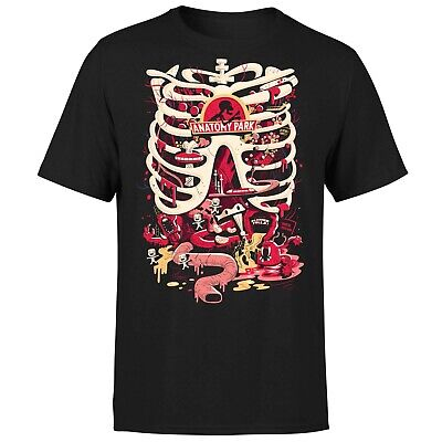 Camiseta oficial Rick y Morty - Hombre - Talla L - Anatomy...