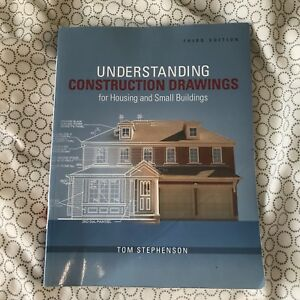 Understanding Construction Drawings by Tom Stephenson Book