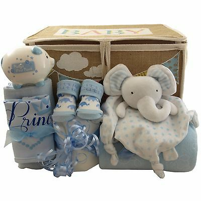 Baby gift basket/hamper boy nappy cake baby shower baby/maternity gift unique