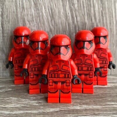 Lego Star Wars Sith Trooper Minifigure Lot ~ Army Builder ~ More Available