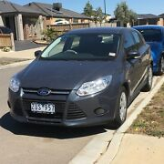 Ford focus ambiente auto 2013 Mickleham Hume Area Preview
