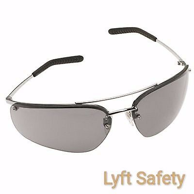 3m Metaliks Safety Glasses Polished Eye Protection Anti-fog Tint 15171-10000-20