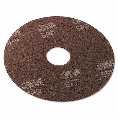 """3M Maroon 17"""" SurfAce Preparation Pads, 10 count"""