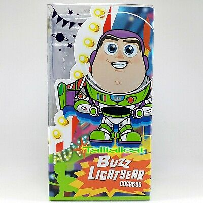 Hot Toys x Toy Story 4 Buzz Lightyear Cosbaby [IN STOCK] Disney PIXAR