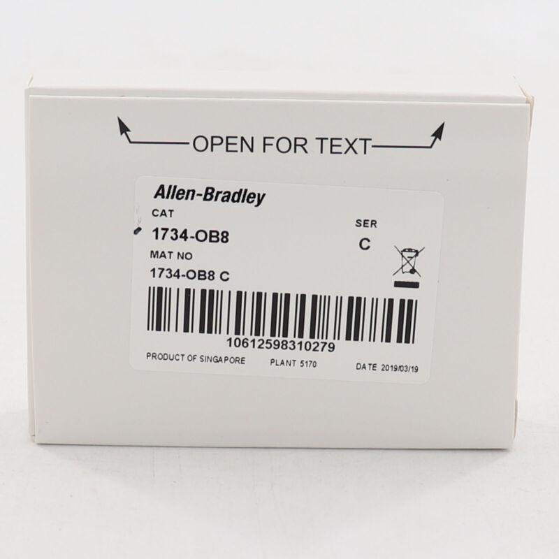 Allen-Bradley 1734-OB8 POINT I/O 8 Point Digital Output Module