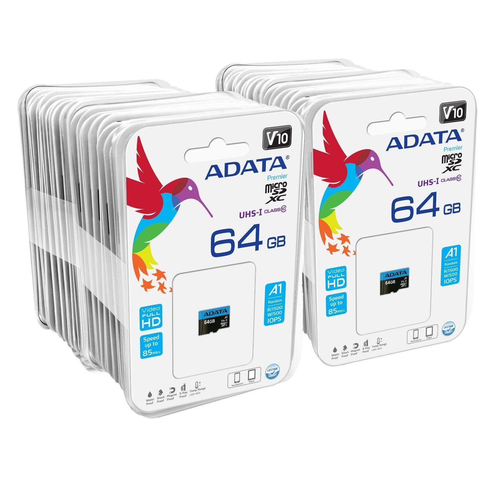 128GB 64GB 32GB 16GB Micro SD Card Class 10 Samsung S9 LG Ni