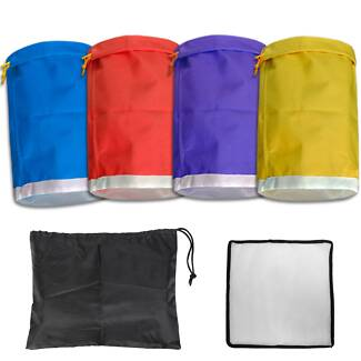 Bubble Bags 5Gallon/20L Hydroponic Herbal Ice Extractor Kit 4PCS Croydon Burwood Area Preview