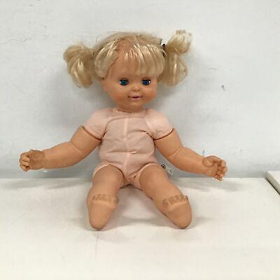Vtg 1992 Toy Biz Baby Loves To Talk Doll Not Working #704