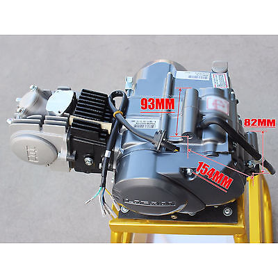 125cc semi auto lifan engine motor honda ct110 ct90 postie bike rh ebay com