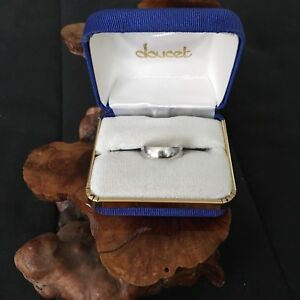 10k Gold Ring Bague Or 10k