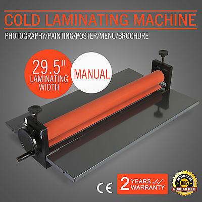 Laminator Rollenlaminator Kaltlaminator 75cm 750mm Neu Silikonrollen