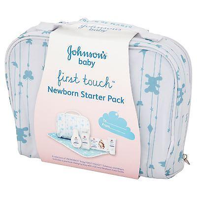 Johnson's Baby First Touch Newborn Starter Pack