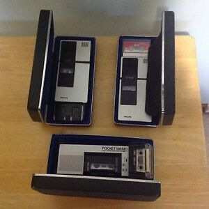 Philips recorders