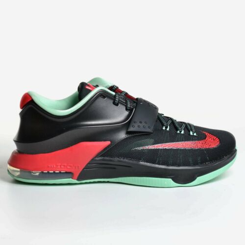 promo code 989ed 15d9e Nike KD 7 EP Bad Apple Black Action Red 2014 Medium Mint XDR VII DS  653997-063