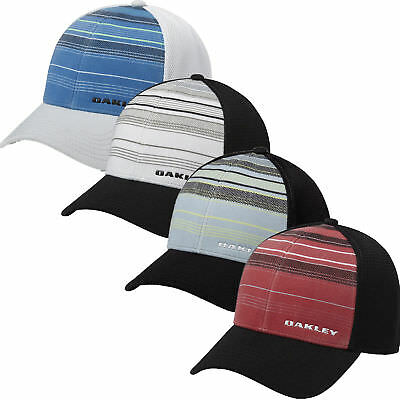 Oakley Golf Silicon Bark Trucker 2.0 Print Hat Cap 911722 - Select Size & Color!](Golf Hat)