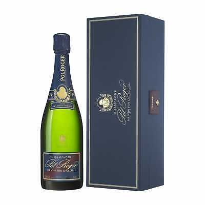 Pol Roger Sir Winston Churchill 2012 Champagner in Geschenkverpackung (0,75L)