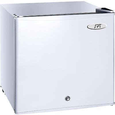 ديب فريزر جديد Mini Compact Upright Freezer True 0°F Refrigerator w/ Reversible Locking Door