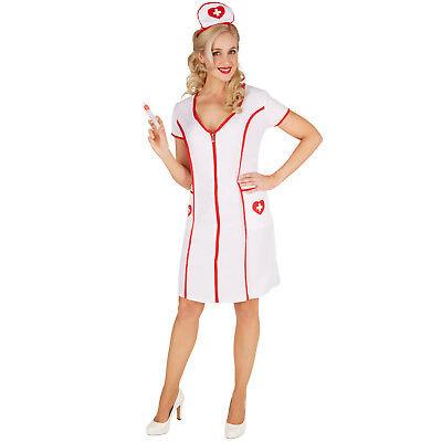 schwester Pflegerin Krankenpfleger Berufskleidung Fasching (Kostüm Pflege)