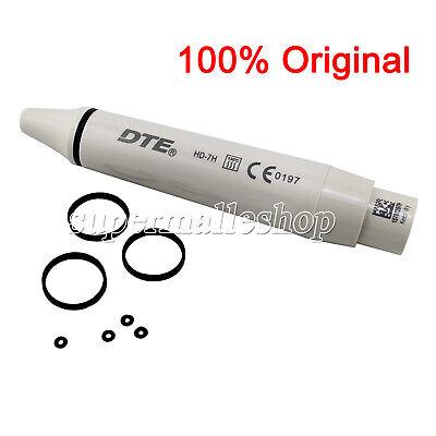 Woodpecker Dte Dental Piezo Ultrasonic Scaler Handpiece Hd-7h Fit Satelec