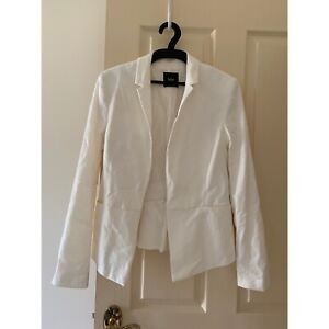 White embossed blazer Cottesloe Cottesloe Area Preview
