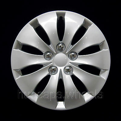 Fits Honda Accord 2008-2012 Hubcap - Premium Replica Wheel Cover Silver