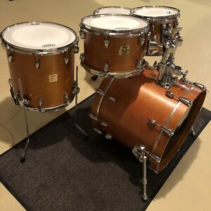 Yamaha Maple Custom Absolute - With Cases - Made in Japan