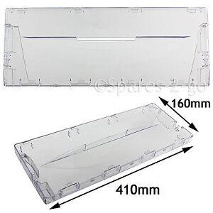Plastic Drawer Cover Panel Flap Front for Hotpoint RFA52 RFAA52 Fridge Freezer