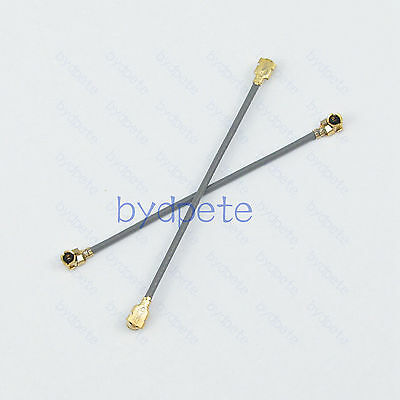 U Fl Ipx Ipex 1 13Mm Rf Pigtail Coaxial Jumper Cable 10Cm 4Inch 4  Antenna Wifi
