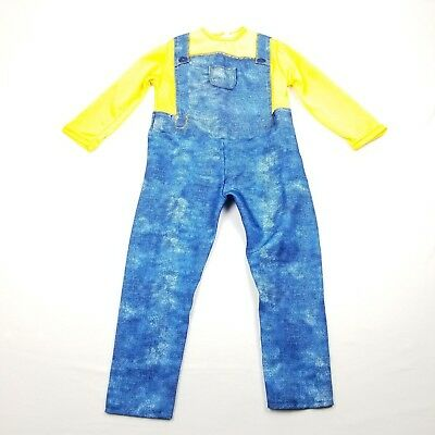 Boys Despicable Me Minion Kevin Halloween Costume Size XS (3-4)](Kevin Costume)