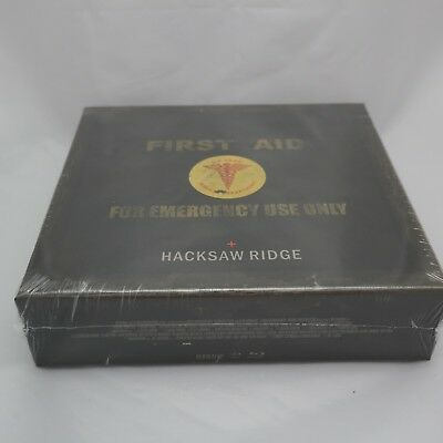 Hacksaw Ridge (2018, Blu-ray) Special Limited Box Set, used for sale  Shipping to United States