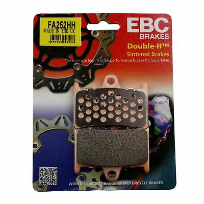EBC FA252HH REPLACEMENT BRAKE PADS FOR FRONT <em>YAMAHA</em> MT 09 ABS 14 16