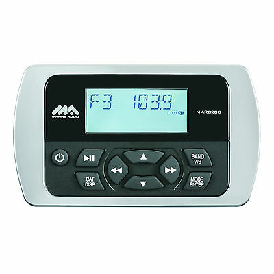 Jensen Marine Audio (New Jensen Marine Audio MARC200 Wired Remote Control UV and Corrosion Resistant)