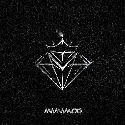 K-POP MAMAMOO Album [I SAY MAMAMOO:THE BEST] 2CD+Photobook+Postcard+2p Photocard