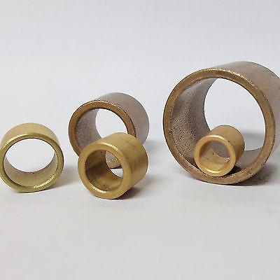 Sinterbronze Buchse Ø 8 x 10 x 15mm Gleitlager für 8mm Welle 8/10x15mm Lager