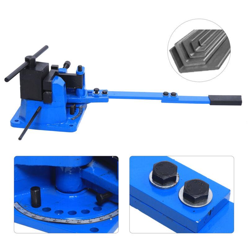 Manual Mini Universal Bending Bender Round steel, Flat Metal Tubing Bender Hand